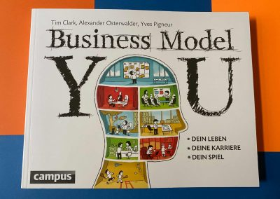 Business Model You - Buch - Referenz - Innovation - REINVENTIS - Innovationsagentur - München