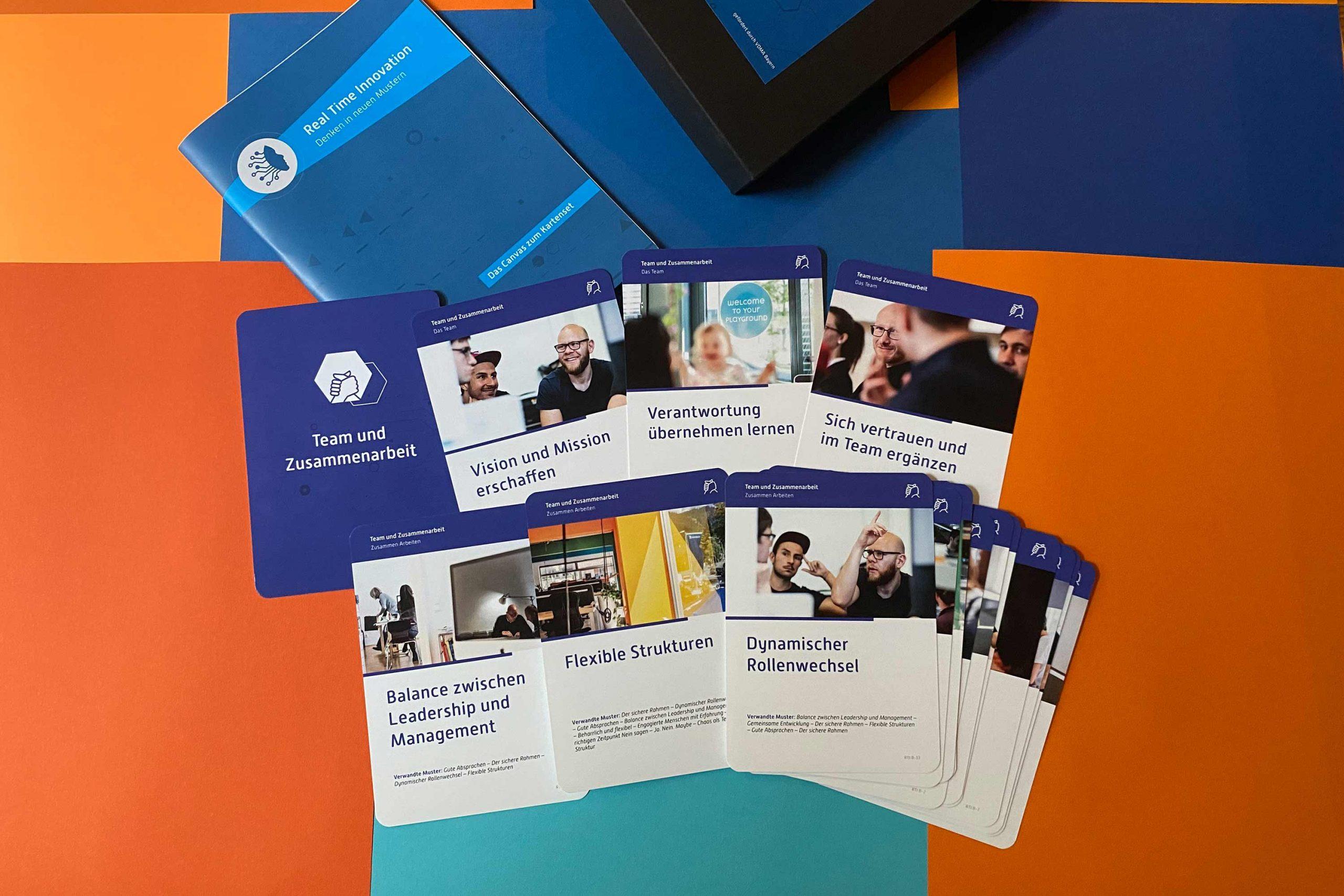 Real Time Innovation - Team und Zusammenarbeit - REINVENTIS