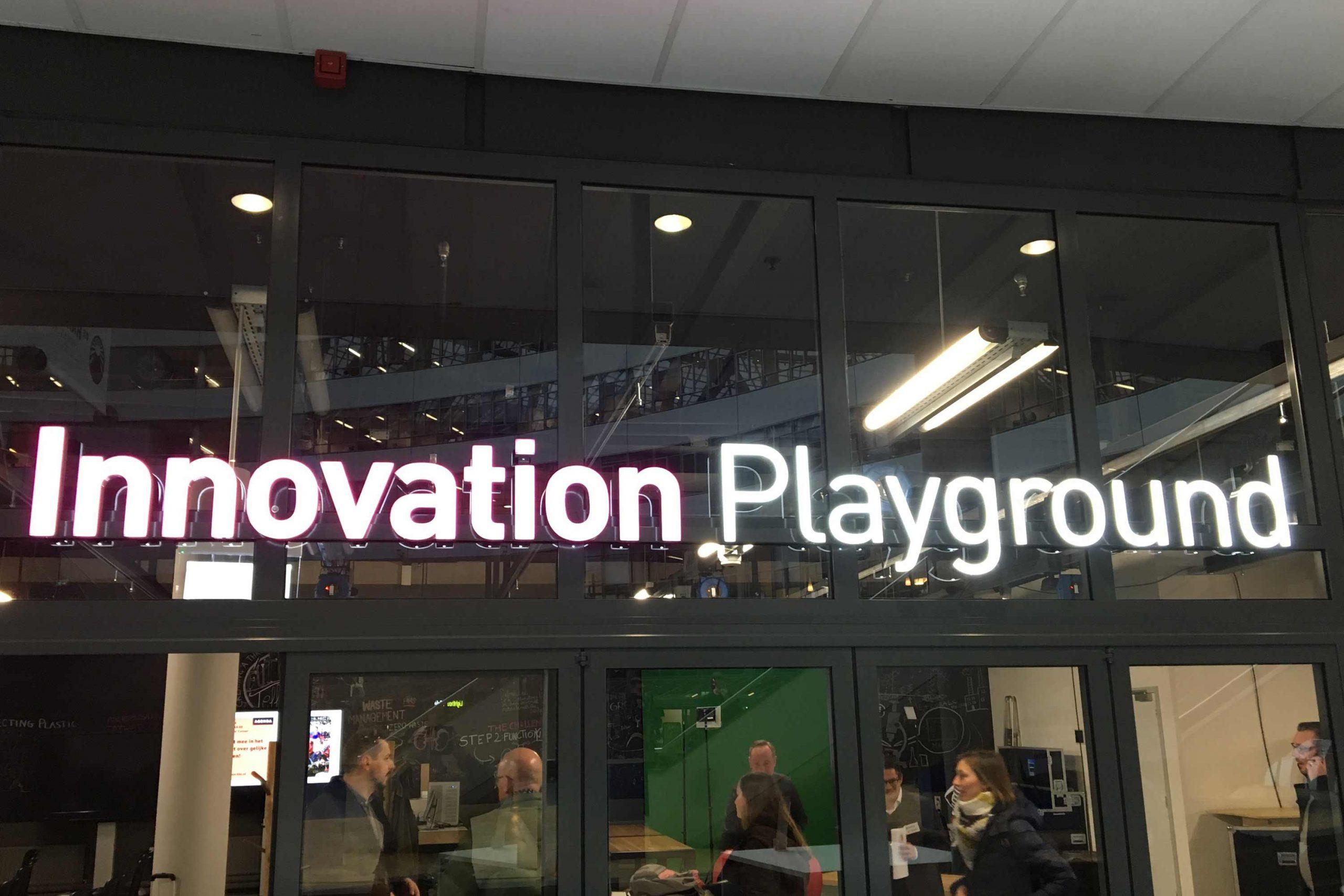 Innovation Playground - Innovationsräume - @ REINVENTIS. Alle Rechte vorbehalten.