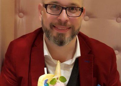 Innovationsexperte für Sensehacking - Erik A. Leonavicius - REINVENTIS - Innovationsagentur - München